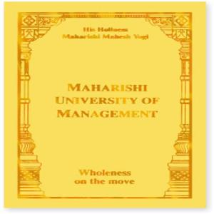Maharishi University of Management